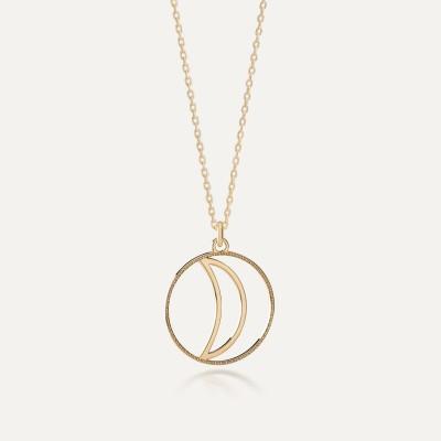 Necklace - Artemida, Silver 925 MON DÉFI