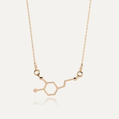 Halskette DOPAMIN chemische formel