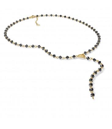 Halskette charme base mit Swarovski