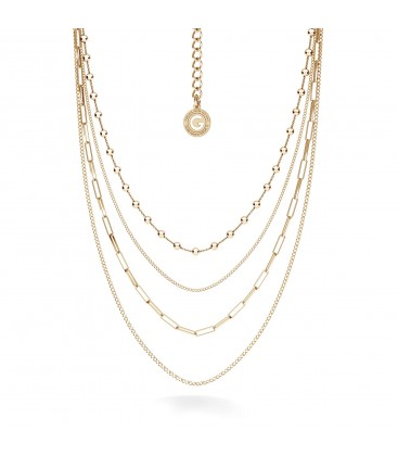 Chains necklace silver 925