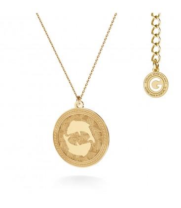 POISSONS signo del zodiaco collar plata 925 MON DÉFI