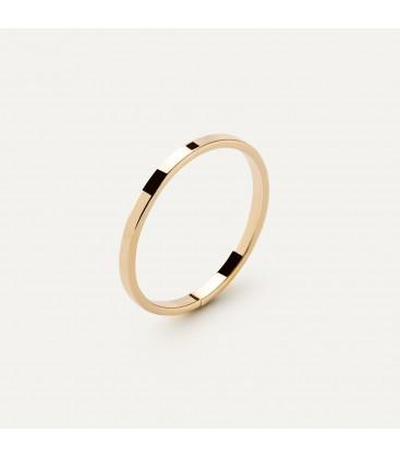 Srebrny pierścionek separator My RING™, srebro 925