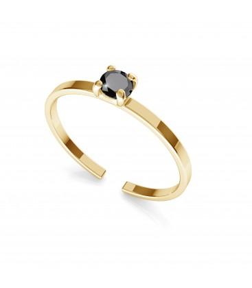 Anello di diamanti 3mm, argento 925 My RING™
