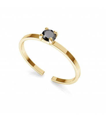 Diamond ring, silver 925 My RING™