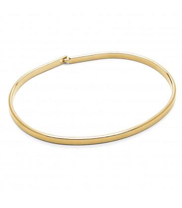 Bracelet brosse argent
