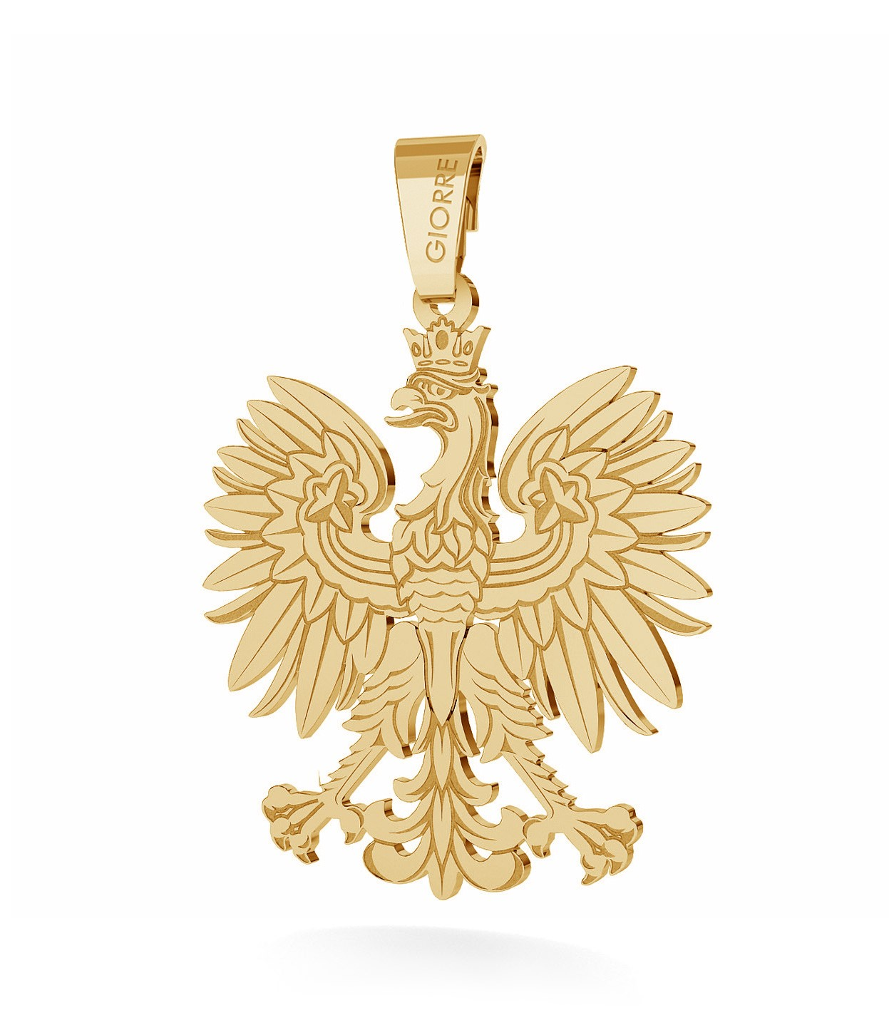 Eagle (patriot) charms pendant bead