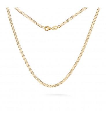 Silver necklace 35-45 cm, Silver Ag 925