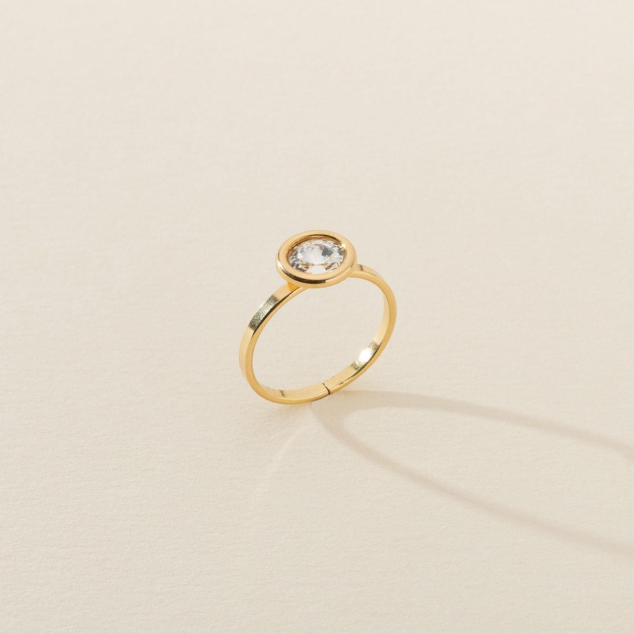 Srebrny pierścionek Rivoli My RING™ 925