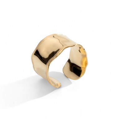 Ondulato ring, argento 925