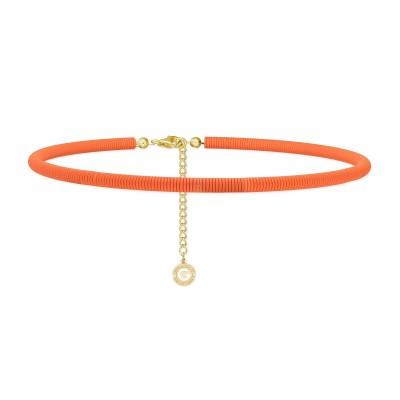 Colorful clay bracelet, MON DÉFI, Silver 925