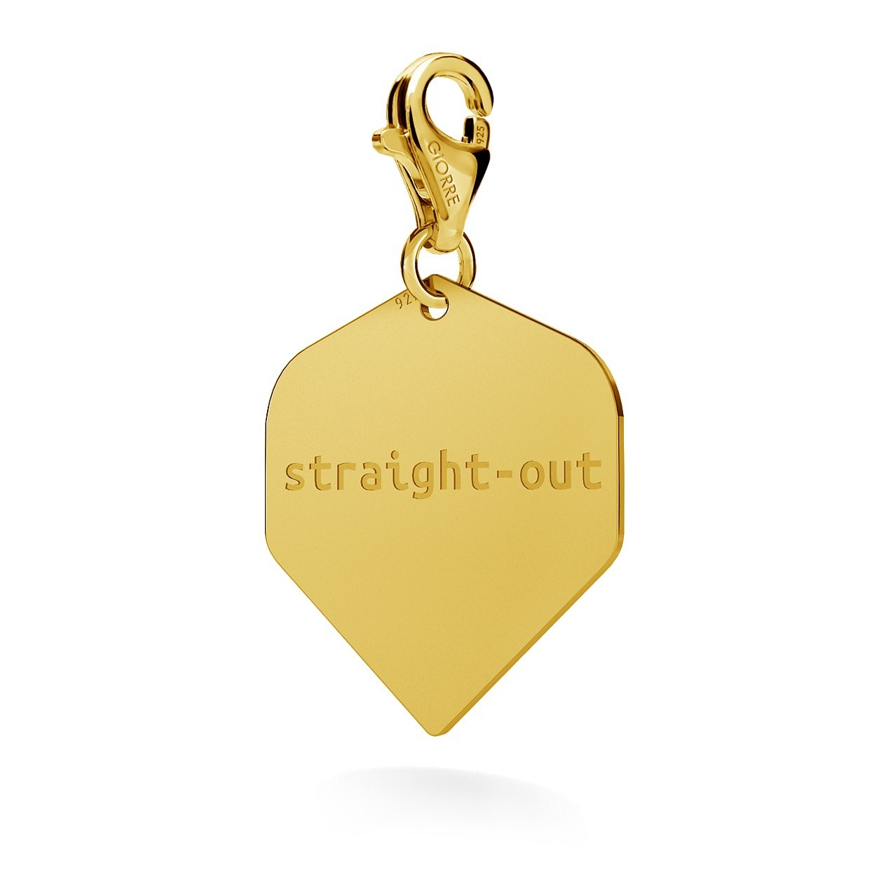 CHARMS 155, GIORRE DARTH STRAIGHT-OUT
