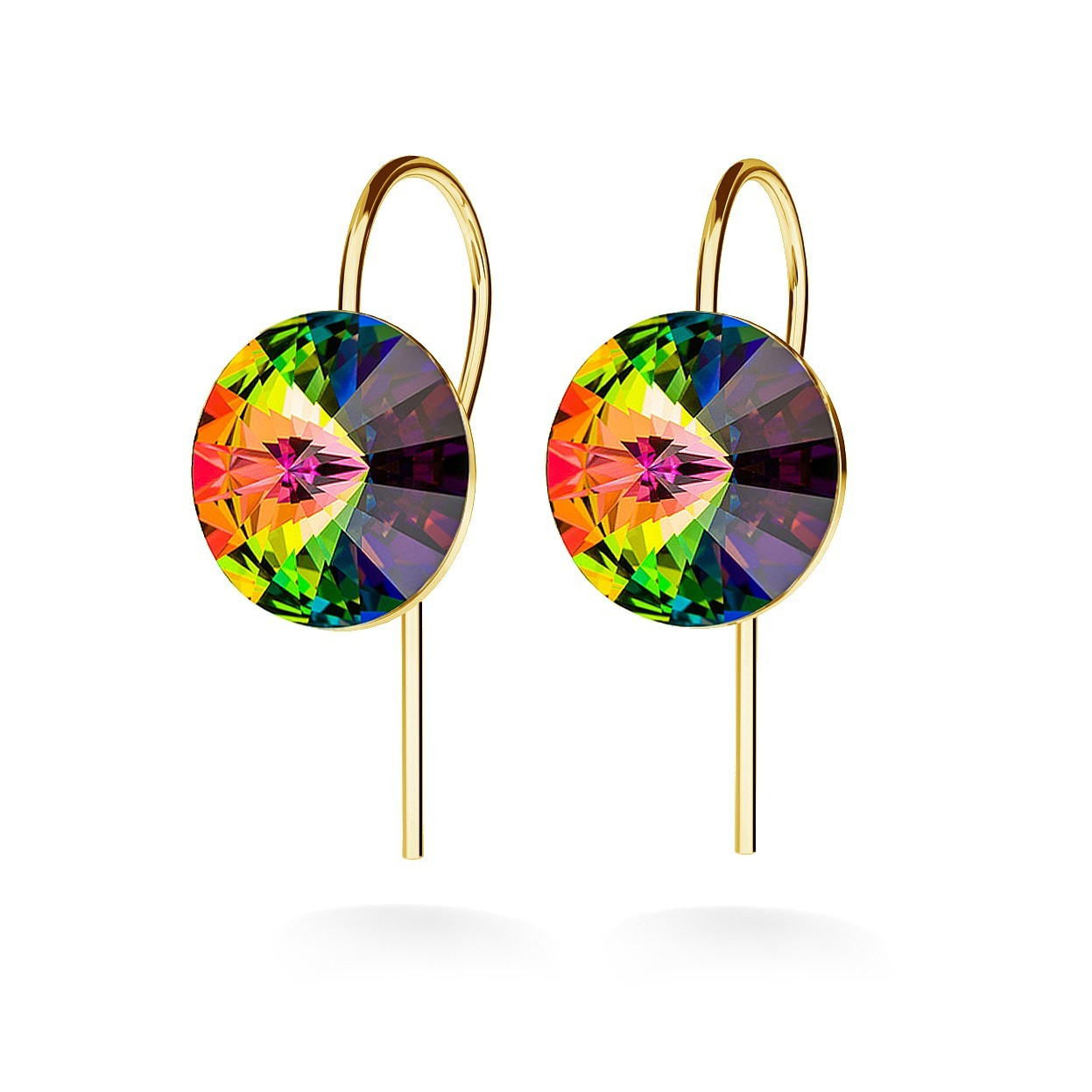 RIVOLI 10MM EARRINGS, SWAROVSKI