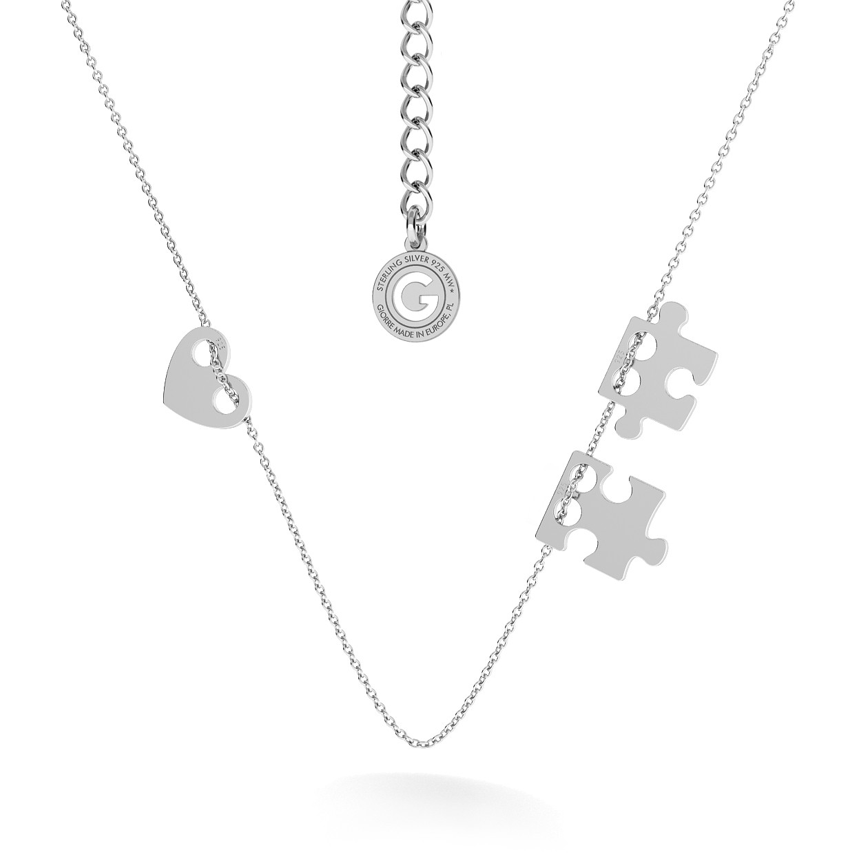 Necklace CAFFEINE chemical formula