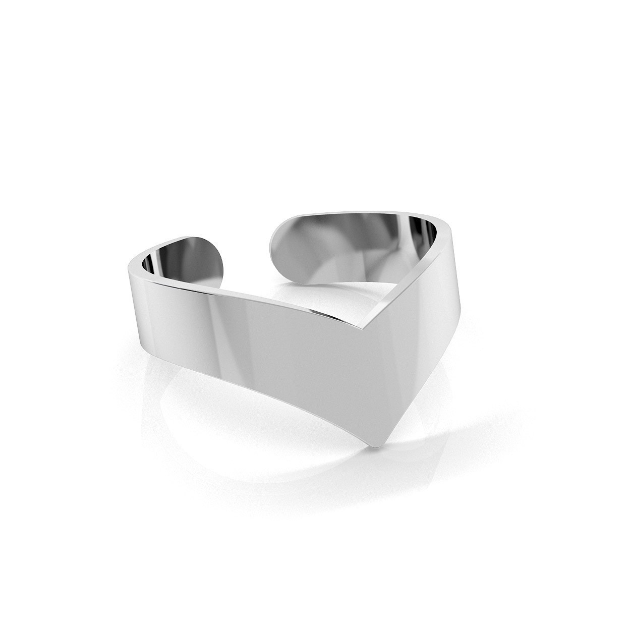KNUCKLE RING MODEL 4