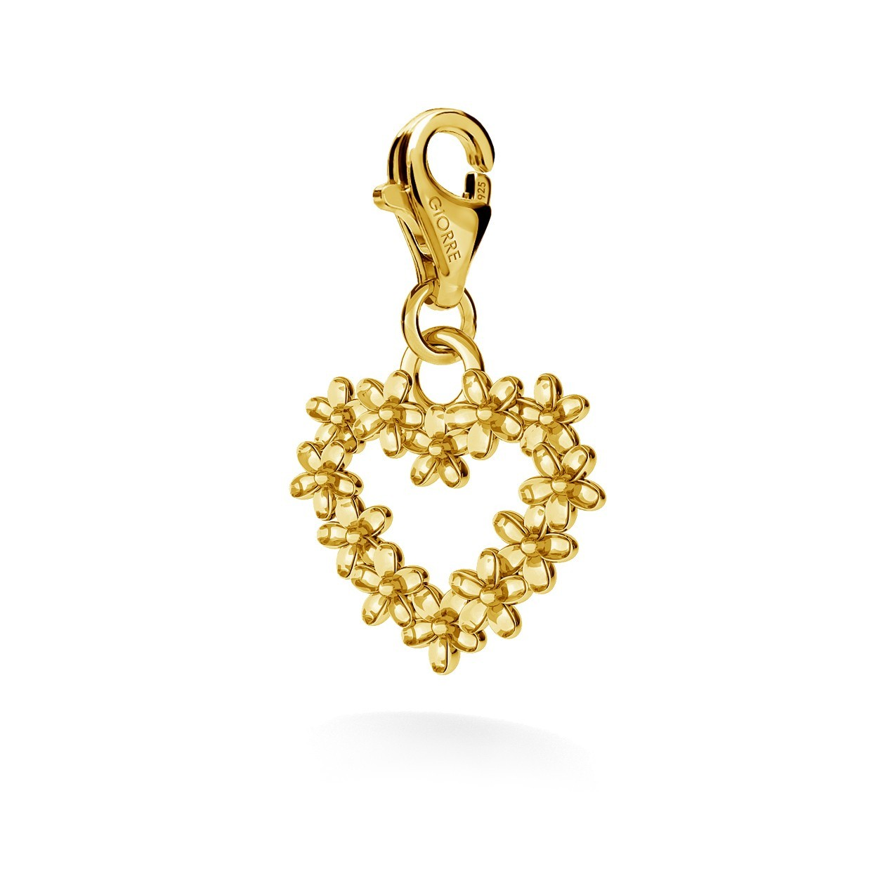 FLOWER HEART, CHARMS 213