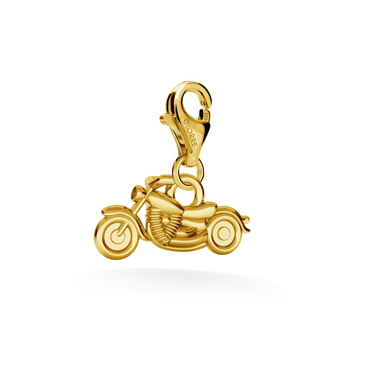 MOTORCYCLE CHOPPER, CHARMS 214