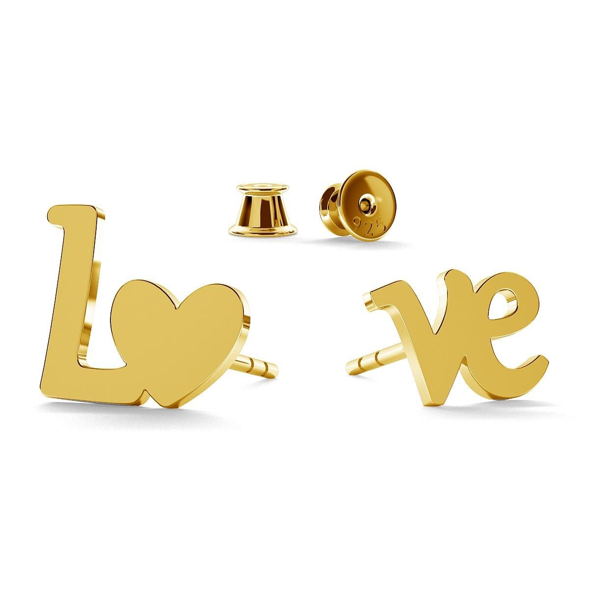 LOVE OHRRINGE