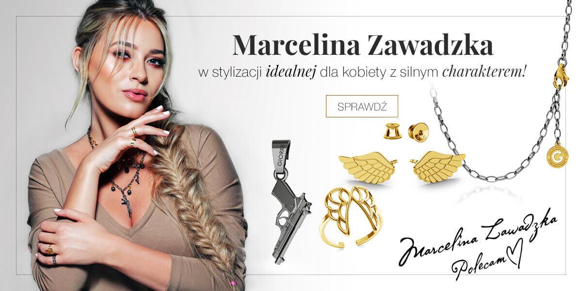 Stylizacje Marceliny Zawadzkiej z GIORRE