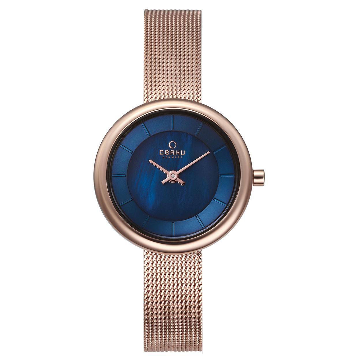 Zegarek Obaku V146LVLMV - grawer na stalowej kopercie