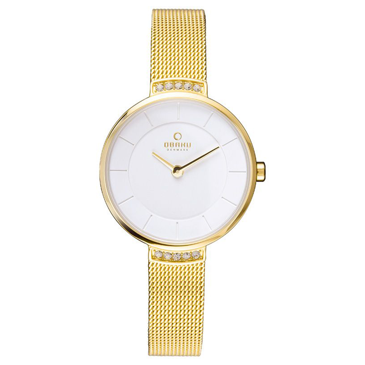 Zegarek Obaku V177LEGIMG - grawer na stalowej kopercie