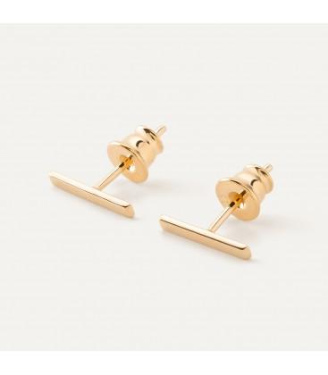 Sticks earrings sterling silver 925