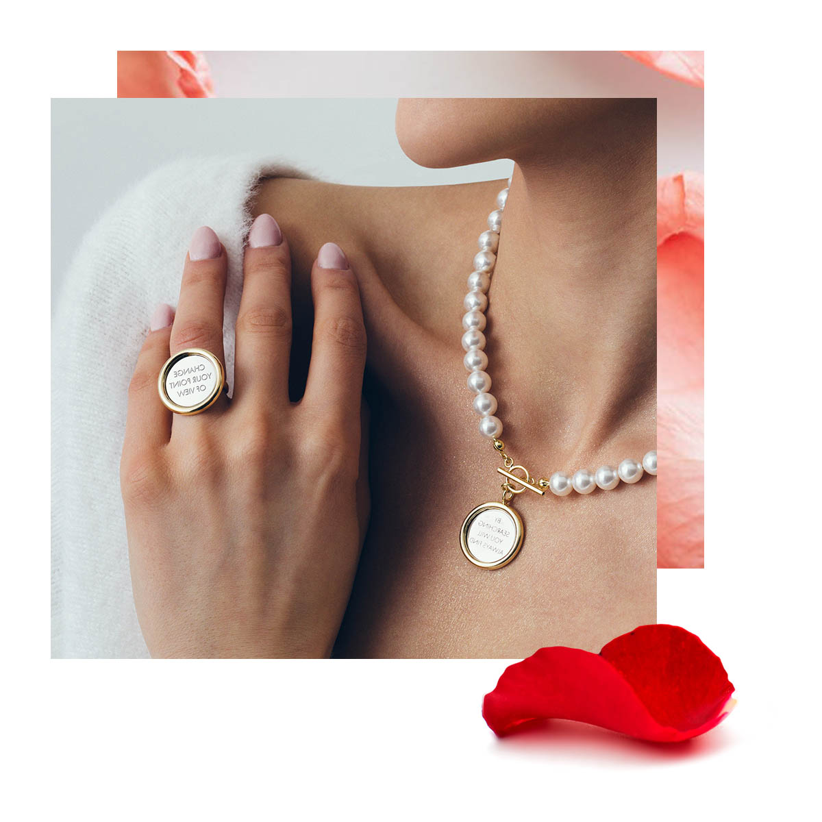 Biżuteria na walentynki
