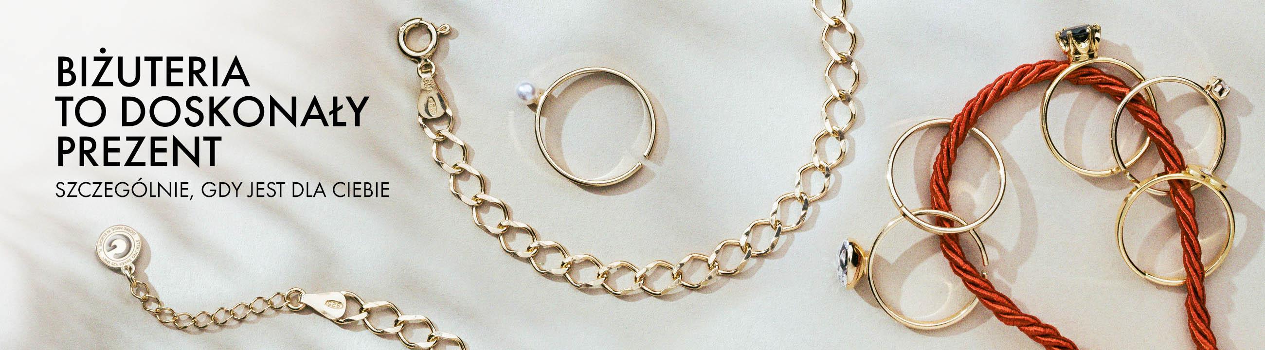 Biżuteria - idealny prezent na walentynki