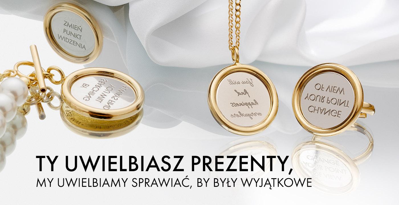 Biżuteria - doskonały prezent